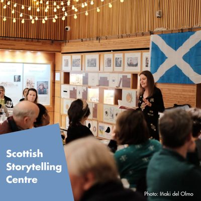 Scottish Story Telling Centre