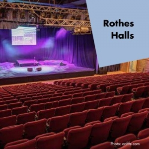 Rothes Halls