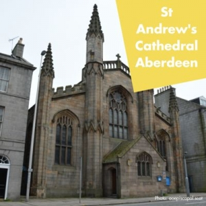 St Andrew's Cathedral Aberdeen